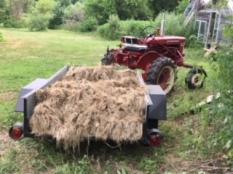 Recolte-tracteur